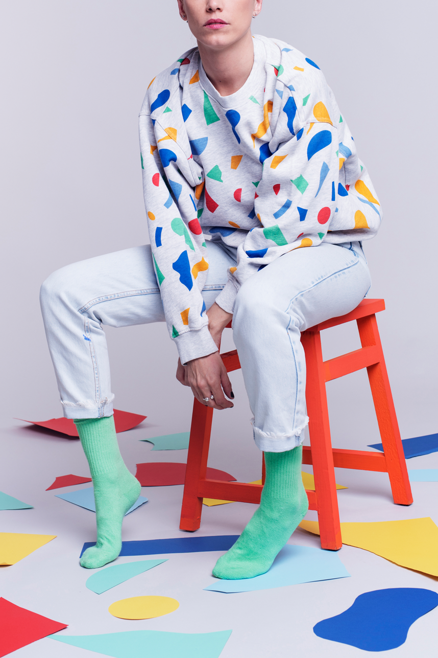 PRINTS FOR THINKING MU  CLOTHING  F/W 2017