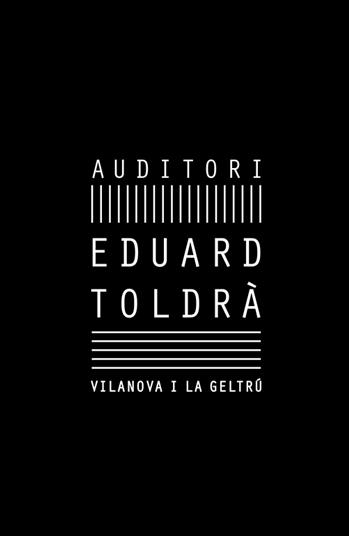 Auditori E. Toldrà Identity, 05/11
