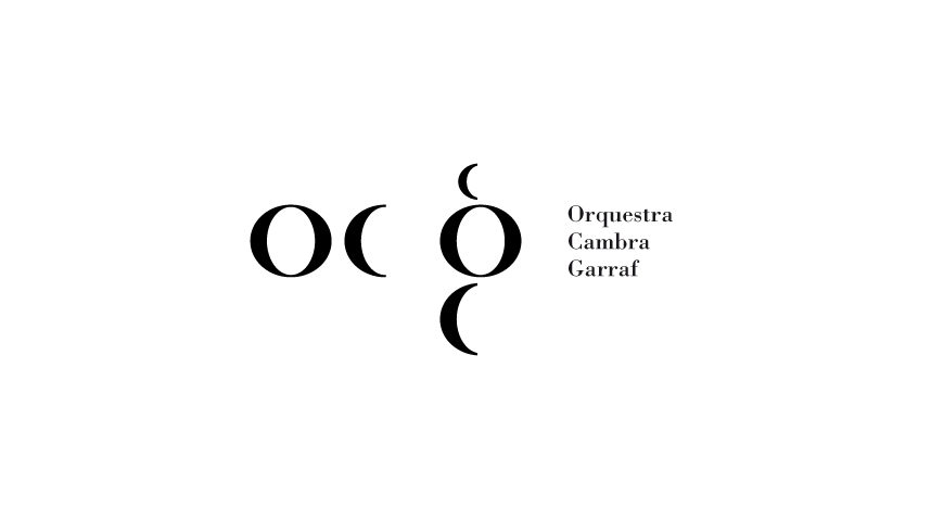 IDENTIDAD OCG ORQUESTRA CAMBRA  GARRAF 2009