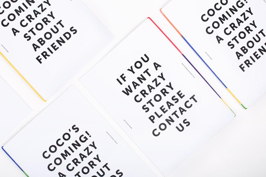 COCO'S COMING PUBLICACIÓN 2015