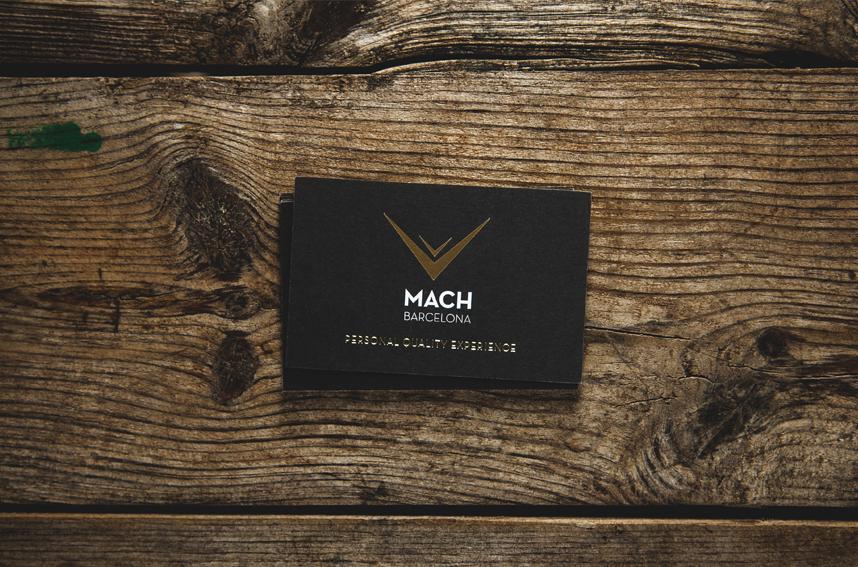 IDENTIDAD MACH  BARCELONA 2012